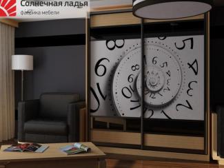 Шкаф - купе для гостиной 1 - Мебельная фабрика «Солнечная ладья»