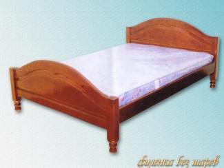 Кровать Филенка без шаров