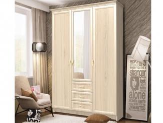 Шкаф распашной Аккорд 2 - Мебельная фабрика «Идея комфорта»