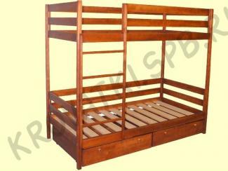 Кровать детская - Изготовление мебели на заказ «Кроватки СПб», г. Санкт-Петербург