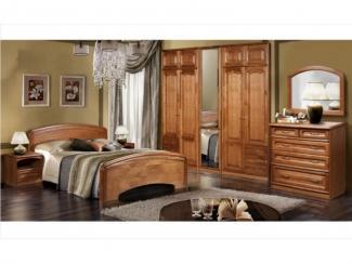 Спальня Анастасия-1 ГМ 8350 - Мебельная фабрика «Гомельдрев», г. - не указан -
