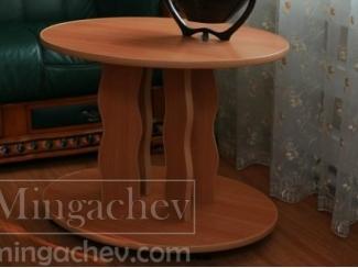 Стол журнальный Л-2 - Мебельная фабрика «MINGACHEV»