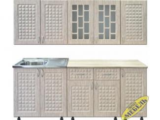 Кухня прямая 50 - Мебельная фабрика «Трио мебель»