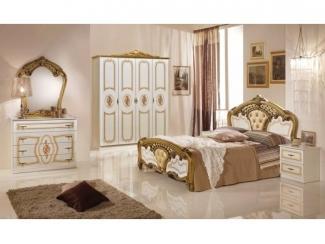 Красивый набор мебели для спальни Равенна 1  - Мебельная фабрика «Пинскдрев»