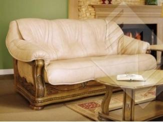 Бежевый диван Милан 2 - Мебельная фабрика «Молодечномебель»