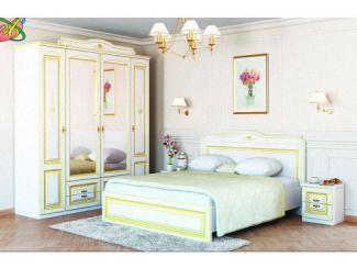 Спальный гарнитур Агата - Мебельная фабрика «Альбина»