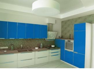 Кухня прямая Модерн 9 - Мебельная фабрика «ДСП-России»