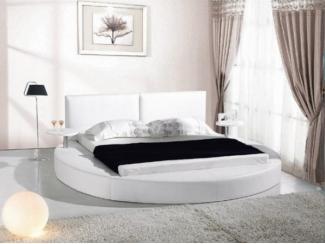 Раунд Дизайнерская Кровать - Мебельная фабрика «Defy Mebel»