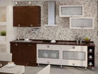 Кухня Капучино МДФ - Мебельная фабрика «Гармония мебель»