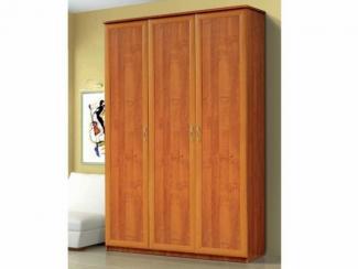 Шкаф для платья и белья 3-х створчатый - Мебельная фабрика «Актив М»