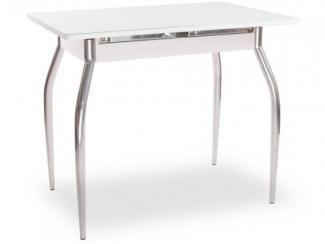Стеклянный раскладной стол Аспен СТ (6195) - Мебельная фабрика «СтолБери»