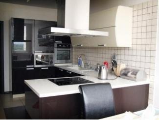 Небольшая кухня Сити   - Мебельная фабрика «Илья-Сейф (Добрые кухни)»