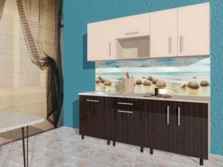 Кухня прямая Эконом - Мебельная фабрика «Крафт»