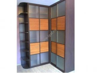 Угловой шкаф-купе  - Изготовление мебели на заказ «Игал»