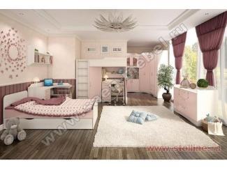 Детская 8 - Мебельная фабрика «SaEn»