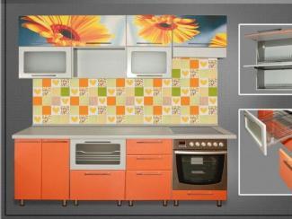 Кухня прямая Весна - Мебельная фабрика «Нильс»