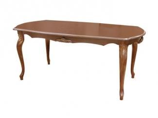 Светлый обеденный СТОЛ ММ-43-05   - Мебельная фабрика «Молодечномебель»