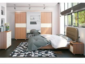 Спальня ЛДСП t22 арт.1 - Мебельная фабрика «Кухни Заречного»