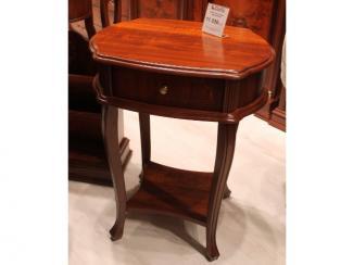 Мебельная выставка Москва: столик - Мебельная фабрика «Дана»