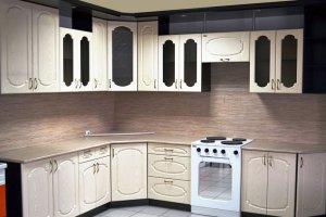 Угловая функциональная кухня Мария - Мебельная фабрика «Фалькон»