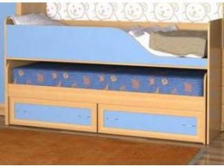 Кровать детская Дуэт 6 - Мебельная фабрика «Мезонин мебель»