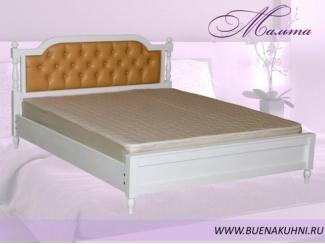 Комфортная кровать Мальта - Мебельная фабрика «Buena»