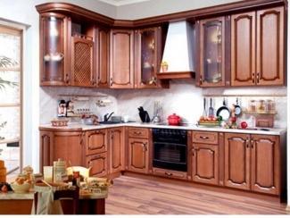 Кухня Массив дуба 4 - Мебельная фабрика «Адаш»