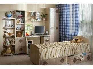 Детская Логика - Мебельная фабрика «Пассаж плюс», г. Волгодонск