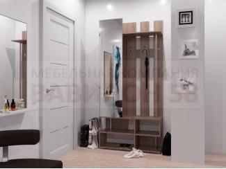 Прихожая с зеркалом Лас-Вегас - Мебельная фабрика «Вавилон58»