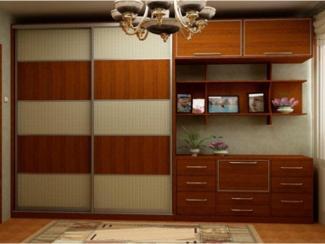 Гостиная со шкафом-купе - Мебельная фабрика «ДСП-России»
