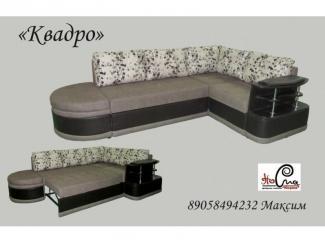 Угловой диван Квадро