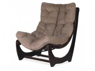 Кресло Барелли венге с подушкой  - Импортёр мебели «Кембали (Индонезия)»