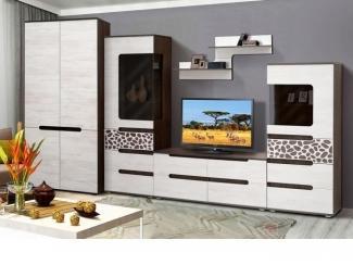 Гостиная Александра 26 - Мебельная фабрика «Фант Мебель»