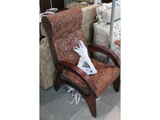 Мебельная выставка Сочи: кресло - Мебельная фабрика «Гар-Мар»