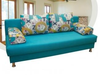 Прямой диван с механизмом еврокнижка Комфорт Лайт - Мебельная фабрика «Уютный дом», г. Нижний Новгород