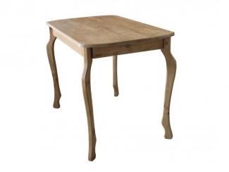 Стол Мария 4 из массива сосны  - Мебельная фабрика «Дубрава»