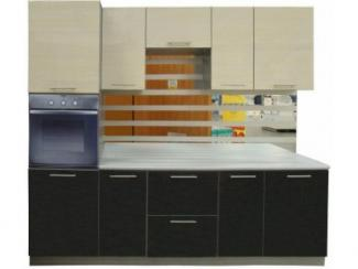 Кухонный гарнитур Ясень-Капучино 2 - Мебельная фабрика «Петербургская мебельная компания (ПМК)»