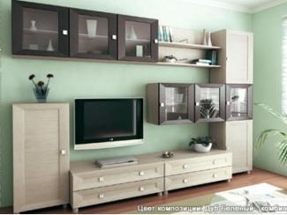 Гостиная стенка «Патриция» - Мебельная фабрика «Лером»