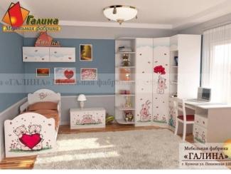 Детская Маша 1 - Мебельная фабрика «Галина»