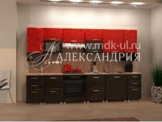 Кухонный гарнитур АЛЕКСАНДРИЯ - Мебельная фабрика «Александрия»