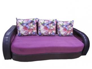 Яркий малогабаритный диван  - Мебельная фабрика «Идиллия»