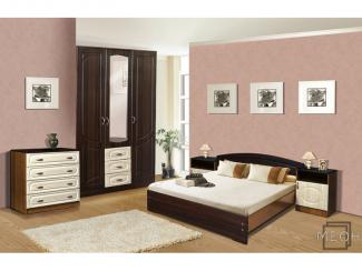 Спальня Александра 4 - Мебельная фабрика «Меон»