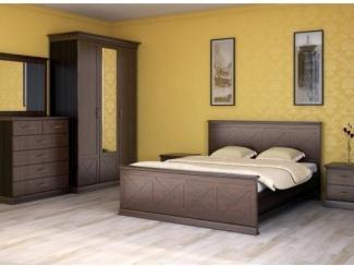 Спальный гарнитур Прованс 2 - Мебельная фабрика «Успех»