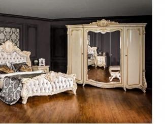 Спальный гарнитур Марселла - Мебельная фабрика «Эра»