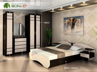 Спальный гарнитур «Марго» - Мебельная фабрика «SON&C»
