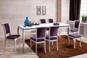 Стол Марсель-Т стулья и пуф Марсель - Мебельная фабрика «Нео Кухни»