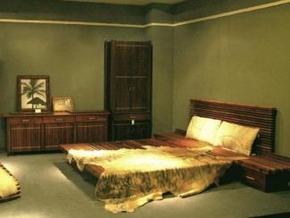 Кровать двуспальняя - Импортёр мебели «Arredo Carisma»