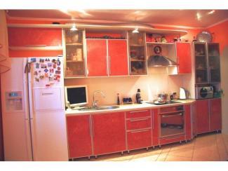 Кухня прямая 02 - Мебельная фабрика «Мебель от БарСА»