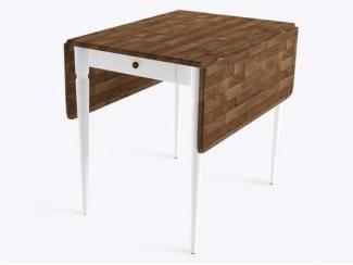Обеденный раскладной стол Кантри  - Изготовление мебели на заказ «Кухни ЧУ»