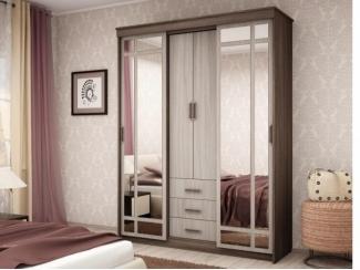 Шкаф-купе в спальню Адмирал - Мебельная фабрика «Мебель Тек», г. Пенза